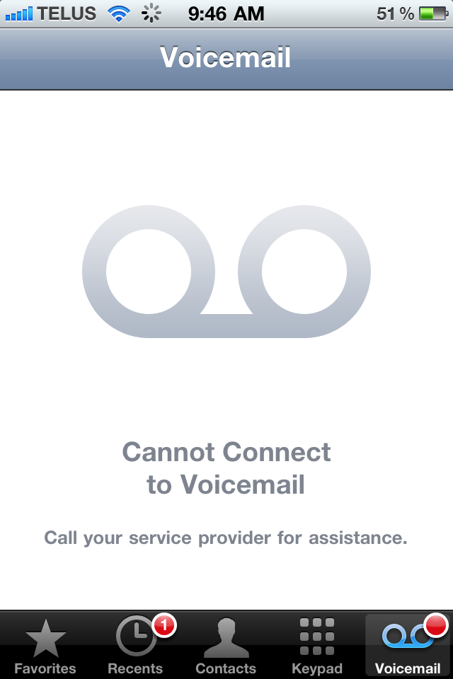 Iphone cannot connect to voicemail planken iphone voice mail error m4hsunfo